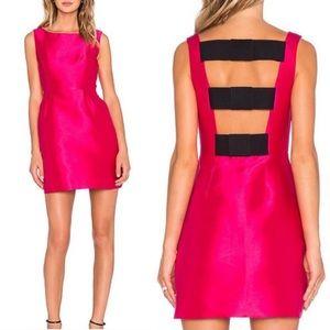 Kate Spade Pink Flirty Back Cocktail Dress